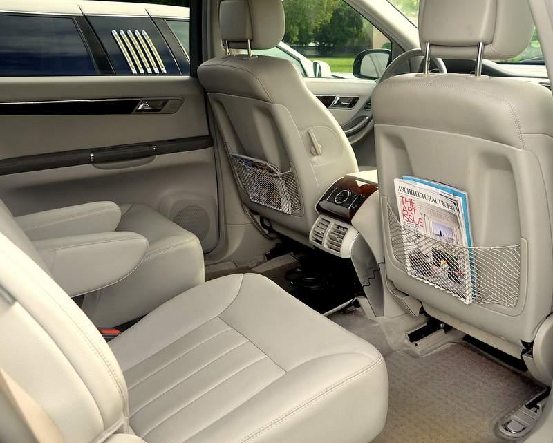 leather captain seats